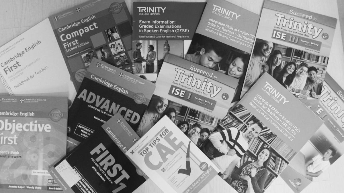 preparación de exámenes de Trinity y Cambridge en Albacete