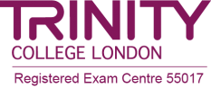 Trinity College London. Registered Exam Centre 55017