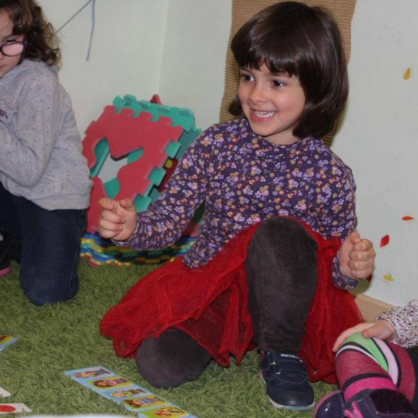 Inglés para niños de 3 a 5 años | INFANTS