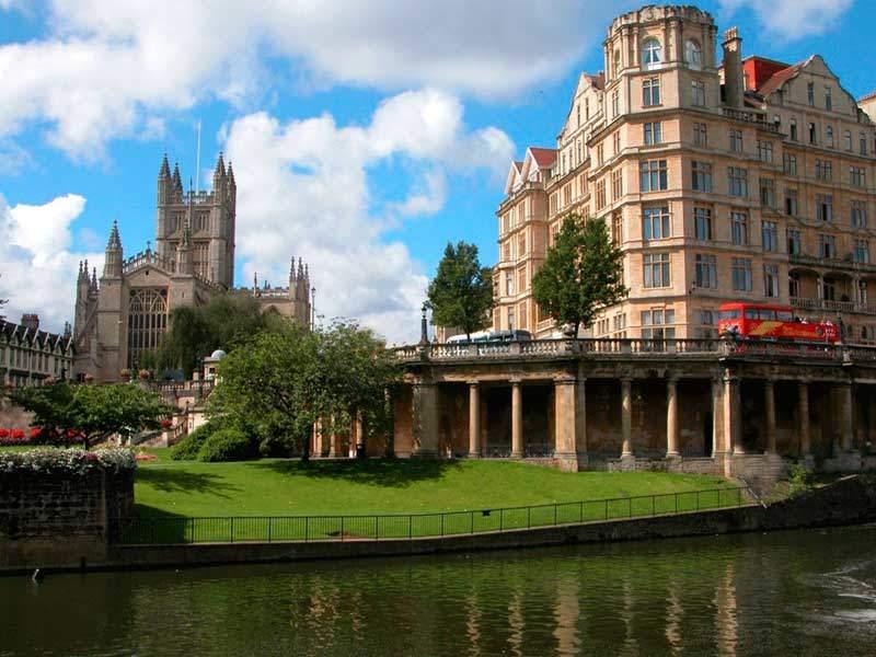 Curso de inglés en Bath (Inglaterra) para jóvenes