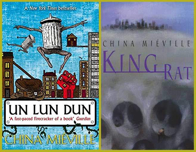 CHINA MIEVILLE Book Reviews