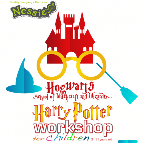 Taller de Harry Potter en inglés