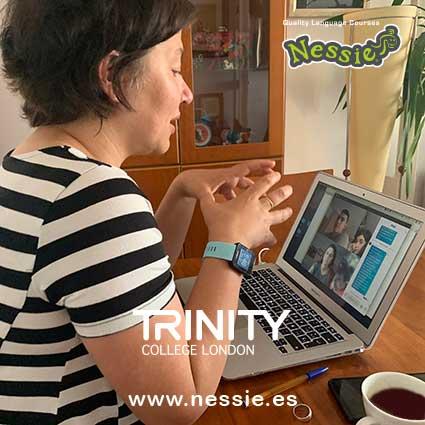 Curso Intensivo Trinity. EXAMEN DICIEMBRE'20